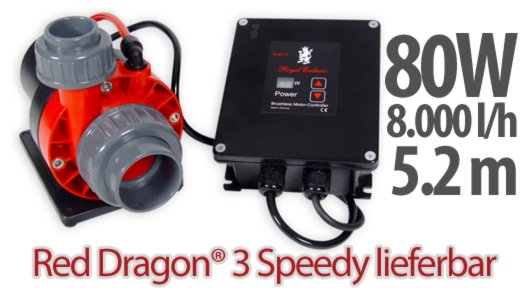Red Dragon Speedy 3