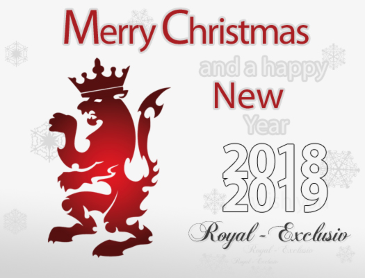 Royal Exclusiv Dreambox Bubble King Red Dragon christmas xmas