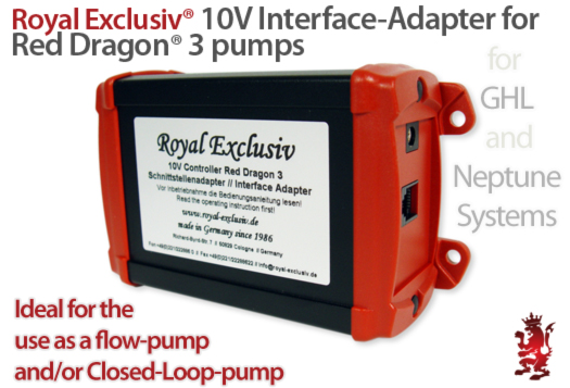 Royal Exclusiv 10V Interface-adapter