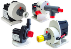 Bubble King® skimmer pumps