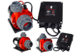 Red Dragon® 3 Pumpen