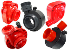 Red Dragon® 3 pump heads