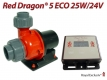 Red Dragon® 5 ECO 25 Watt / 4,0m³