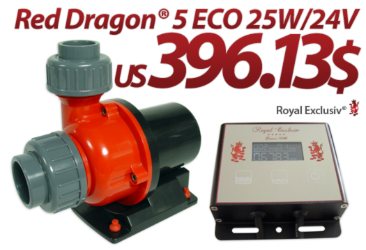 Royal Exclusiv Red Dragon 5 ECO